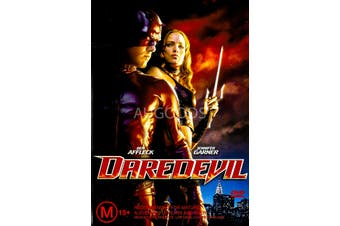Daredevil - Rare DVD Aus Stock Preowned: Excellent Condition