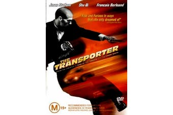 The Transporter - Rare- Aus Stock DVD Preowned: Excellent Condition