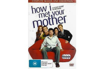 HOW I MET YOUR MOTHER - DVD Series Rare Aus Stock Preowned: Excellent Condition