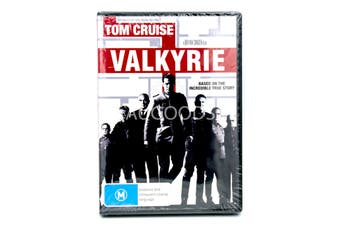 Valkyrie - Rare DVD Aus Stock Preowned: Excellent Condition