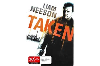 Taken - Rare DVD Aus Stock Preowned: Excellent Condition