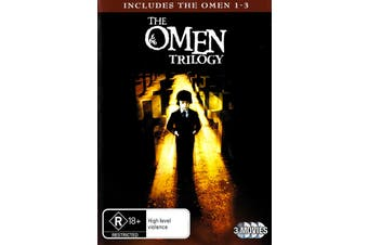 The Omen Trilogy (The Omen / Damien Omen II / Omen III: The Final Conflict)