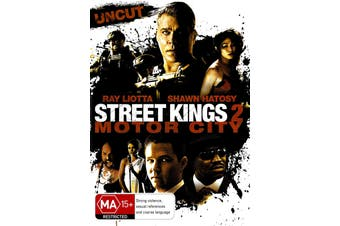 Street Kings 2 - Rare DVD Aus Stock Preowned: Excellent Condition
