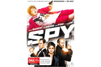 Spy -Rare DVD Aus Stock Comedy Preowned: Excellent Condition