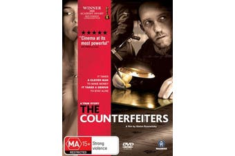 The Counterfeiters - Rare DVD Aus Stock Preowned: Excellent Condition