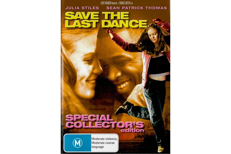 SAVE THE LAST DANCE: SPECIAL COLLECTOR'S EDITION - Region 4 DVD Preowned: Excellent Condition