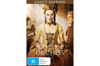 Duchess The Uncut Edition - Rare DVD Aus Stock Preowned: Excellent Condition