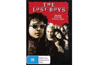 The Lost Boys - Rare DVD Aus Stock Preowned: Excellent Condition