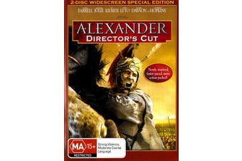 Alexander: Director's Cut- - Rare DVD Aus Stock Preowned: Excellent Condition