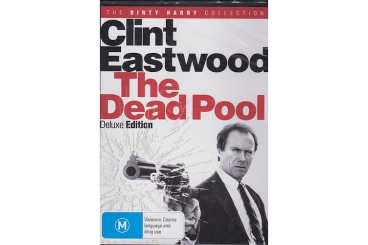 Dead Pool (Deluxe Edition) - Rare DVD Aus Stock Preowned: Excellent Condition