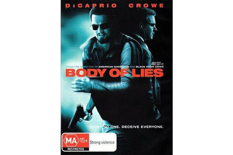 Body of Lies - Rare DVD Aus Stock Preowned: Excellent Condition