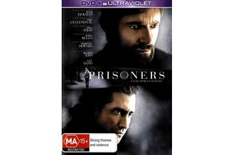 Prisoners (2013) (+UV) - Rare DVD Aus Stock Preowned: Excellent Condition