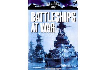Battleships at War -Rare DVD Aus Stock -War Preowned: Excellent Condition