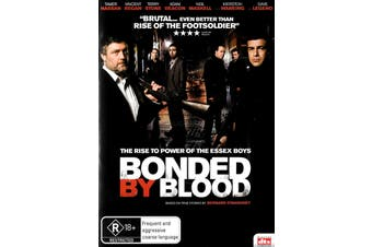 Bonded By Blood - Rare DVD Aus Stock Preowned: Excellent Condition
