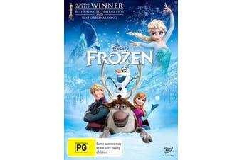 Frozen -Rare DVD Aus Stock -Family Preowned: Excellent Condition