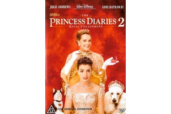 Princess Diaries 2 -Rare DVD Aus Stock -Family Preowned: Excellent Condition