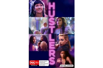 Hustlers - Rare DVD Aus Stock Preowned: Excellent Condition