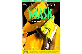 The Mask -Rare DVD Aus Stock -Family Preowned: Excellent Condition