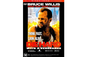 Die Hard With A Vengeance (Remaster #2) - Rare DVD Aus Stock Preowned: Excellent Condition