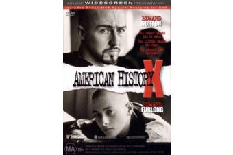 American History X - Rare DVD Aus Stock Preowned: Excellent Condition
