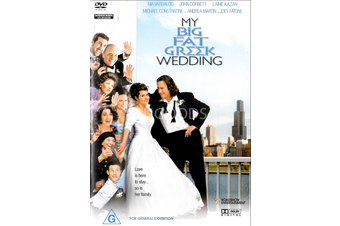 My Big Fat Greek Wedding -Rare DVD Aus Stock -Family Preowned: Excellent Condition