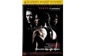 Million Dollar Baby - Rare DVD Aus Stock Preowned: Excellent Condition