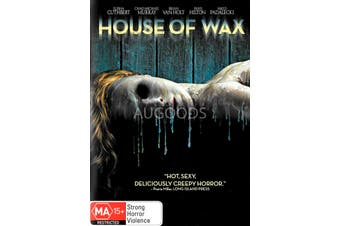 House of Wax - Rare DVD Aus Stock Preowned: Excellent Condition