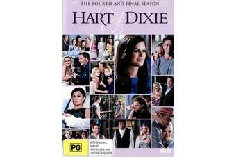 Hart of Dixie : Season 4 (Final Season) - Preowned DVD Excellent Condition Series Rare Aus Stock