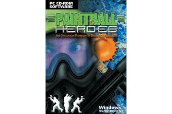 PAINTBALL HEROES PC GAME- NEW