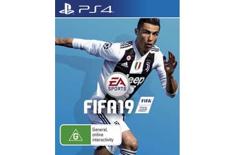 FIFA 19 PS4 Playstation 4 Pre-owned Game: Disc Like New
