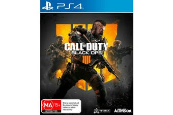 Call of Duty Black OPS IIII 4    PS4 Playstation 4 PRE-OWNED GAME: GREAT CONDITION