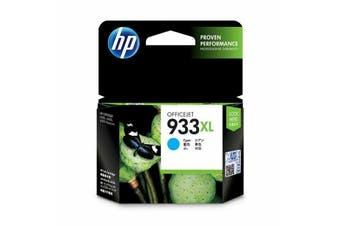 HP 933XL CYAN INK CARTRIDGE - NEW - GENUINE