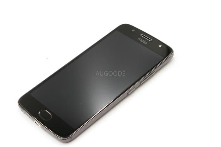 Motorola MOTO G5S 32GB Grey - Unlocked Aus Phone -Pre-Owned: Good Condition