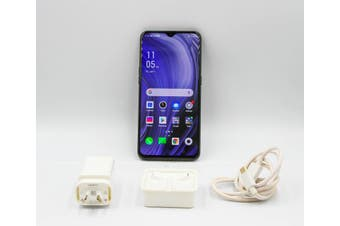 OPPO Reno Z 128GB Jet Black RENO- Unlocked Aus Phone Pre-Owned: Excellent Condition