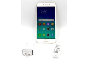 OPPO A77 64GB Gold - Pre-Owned: Excellent Condition - Unlocked Phone Aus Stock