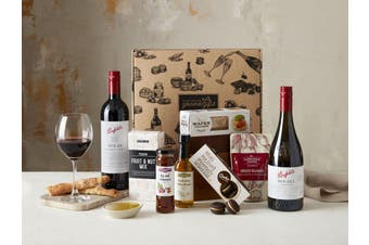 Penfolds Premium Red & White Wine Hamper