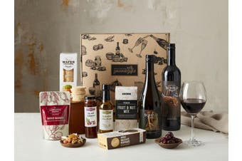 Barossa Red & White Wine Hamper