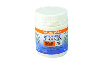 Schuessler Tissue Salts 250 Tablets - Mag Phos 6X - Natural Health Minerals