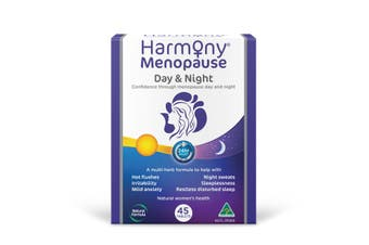 Harmony Menopause Day Night - 45 Tabs - Natural Women's Health
