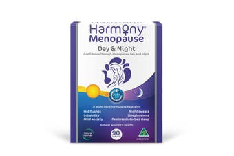 Harmony Menopause Day Night - 90 Tabs - Natural Women's Health