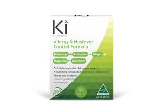 Ki Hayfever - 60 Tablets - Traditional Chinese Medicine
