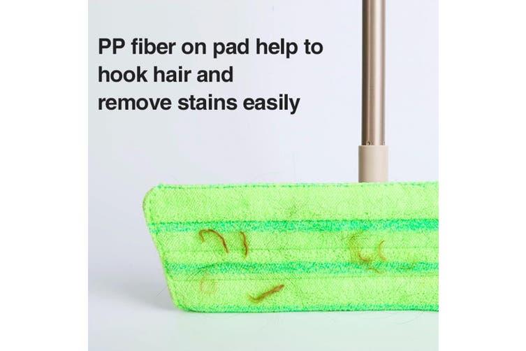 Boomjoy P4-P 3pcs Refill Floor Mop Cloth Microfibre Wiper Replacement