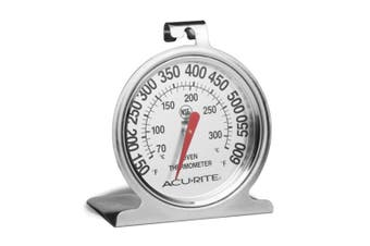 Acurite Stainless Steel Oven Dial Thermometer Sydney Stock  RRP $19.95