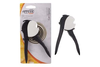 Appetito One Handed Can Jar Opener Kitchen Gadget