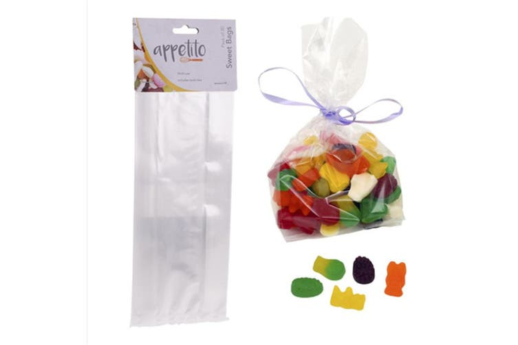 New Sweat Creations Sweets Bags 20pc Candy Biscuit Bags