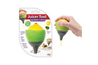 Jokari Juicer Tool Hand Held Citrus Lemon Limes Juicer