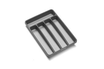 Madesmart Mini 5 Compartment Cutlery Tray 32.4 x 23.2 x 4.8cm Kitchen Storage
