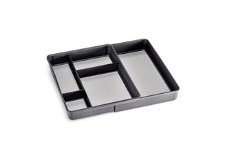 Madesmart Expandable Utility Tray 32.26 x 23.88 x 4.85cm Kitchen Storage Drawer
