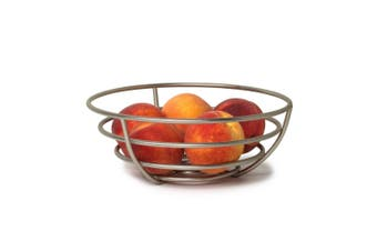 Spectrum Diversified Euro Fruit Bowl Home Kitchen Organizer Rack Basket