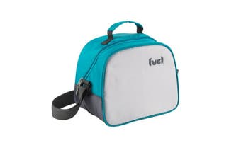 Trudeau Oval Lunch Bag Tropical Blue